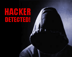 Protect WordPress From Hackers: Hacker Detected