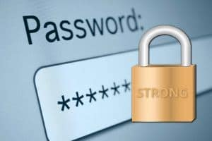 good passwords are critical