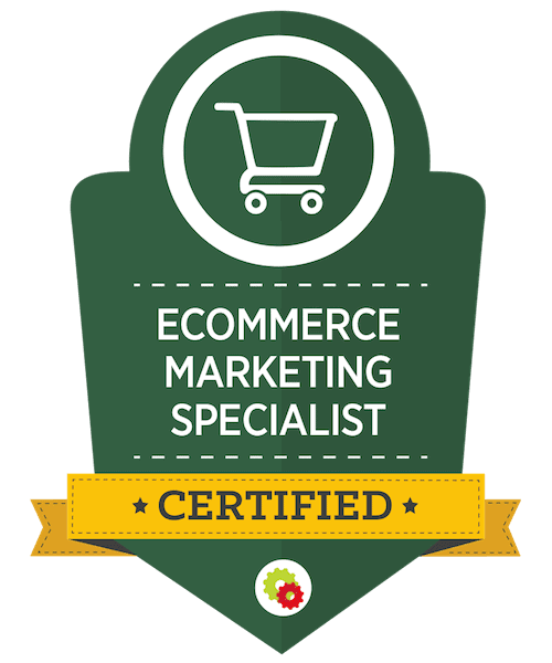 certified ecommerce marketing specilist